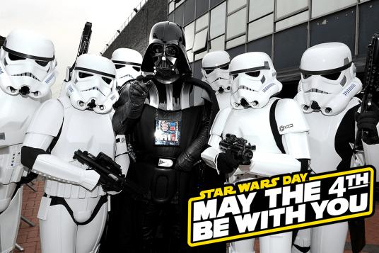 Día de Star Wars: 10 ideas divertidas para celebrarlo