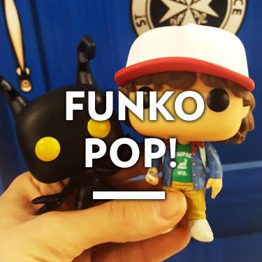 Cientos de Funko Pop!