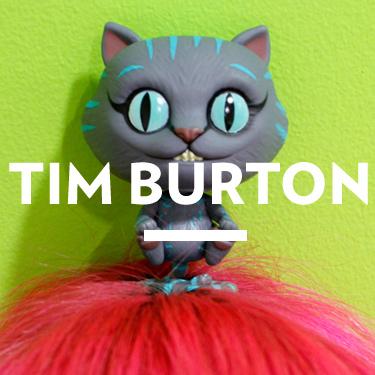 Cositas de Tim Burton: Pesadilla antes de navidad, Alicia en el país de las maravillas, eduardo manostijeras, la novia cadaver...y más muertitos majos