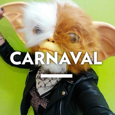 Cosplay, disfraces y complementos para estos carnavales