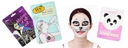 Cosmetica coreana, mascarillas de animales, cremas disney... cosmetica divertida para ti!