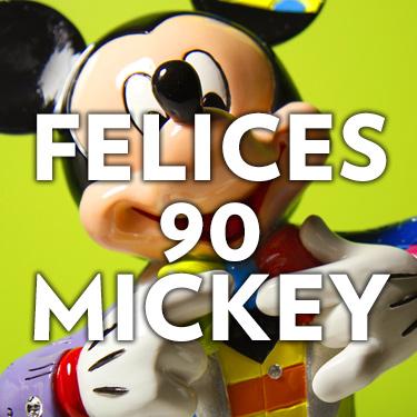 Feliz 90 aniversario, Mickey Mouse!