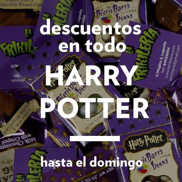 Toda la mágia de Hogwarts está aquí