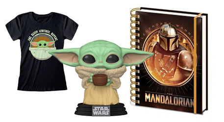 The MAndalorian, El mandaloriano, Baby Yoda, The Child