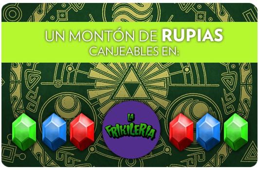 Tarjeta regalo de Zelda