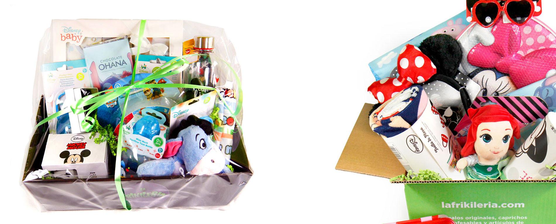 Kids cajas